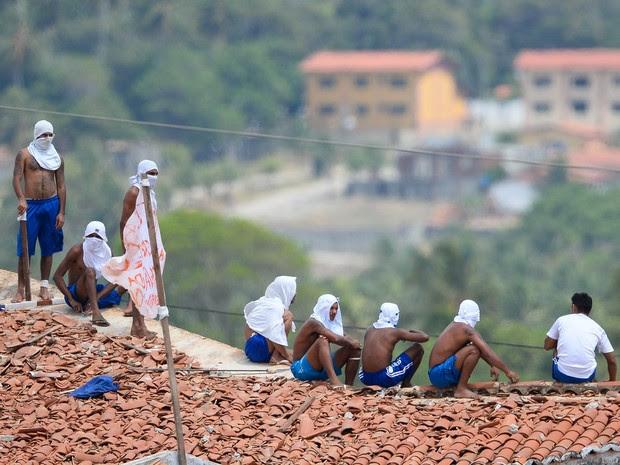 Resultado de imagem para Governador do RN quer acabar com presídio de Alcaçuz