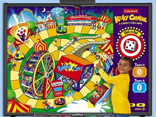 Thinking Problem Solving Kids: Kooky Carnival: Interactive