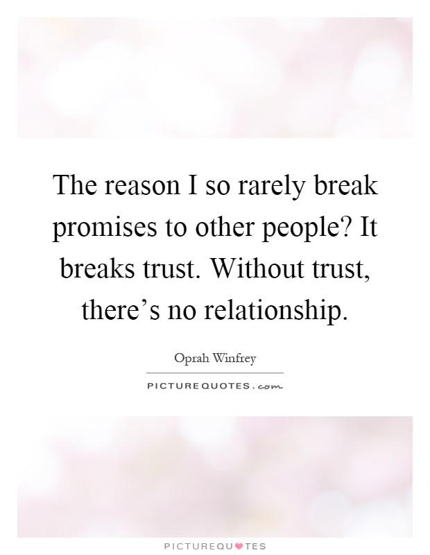Break Promises Quotes Sayings Break Promises Picture Quotes