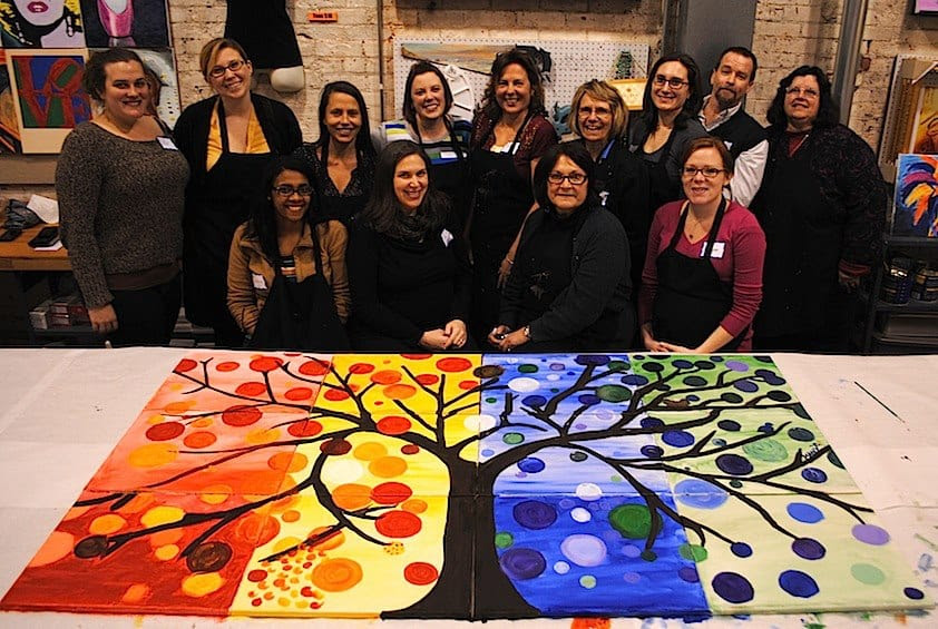 Paint Monkey Pittsburghs Premiere Painting Classes Parties