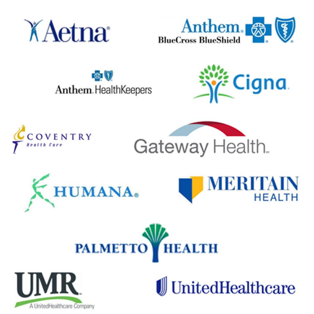 Insurances - Martinsville Chiropractic Center