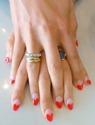 Heart Tip Nails - Cult Cosmetics Magazine