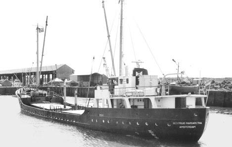 GeertruidMargaretha1957 Zaanlandsche Scheepsbouw Maatschappij
