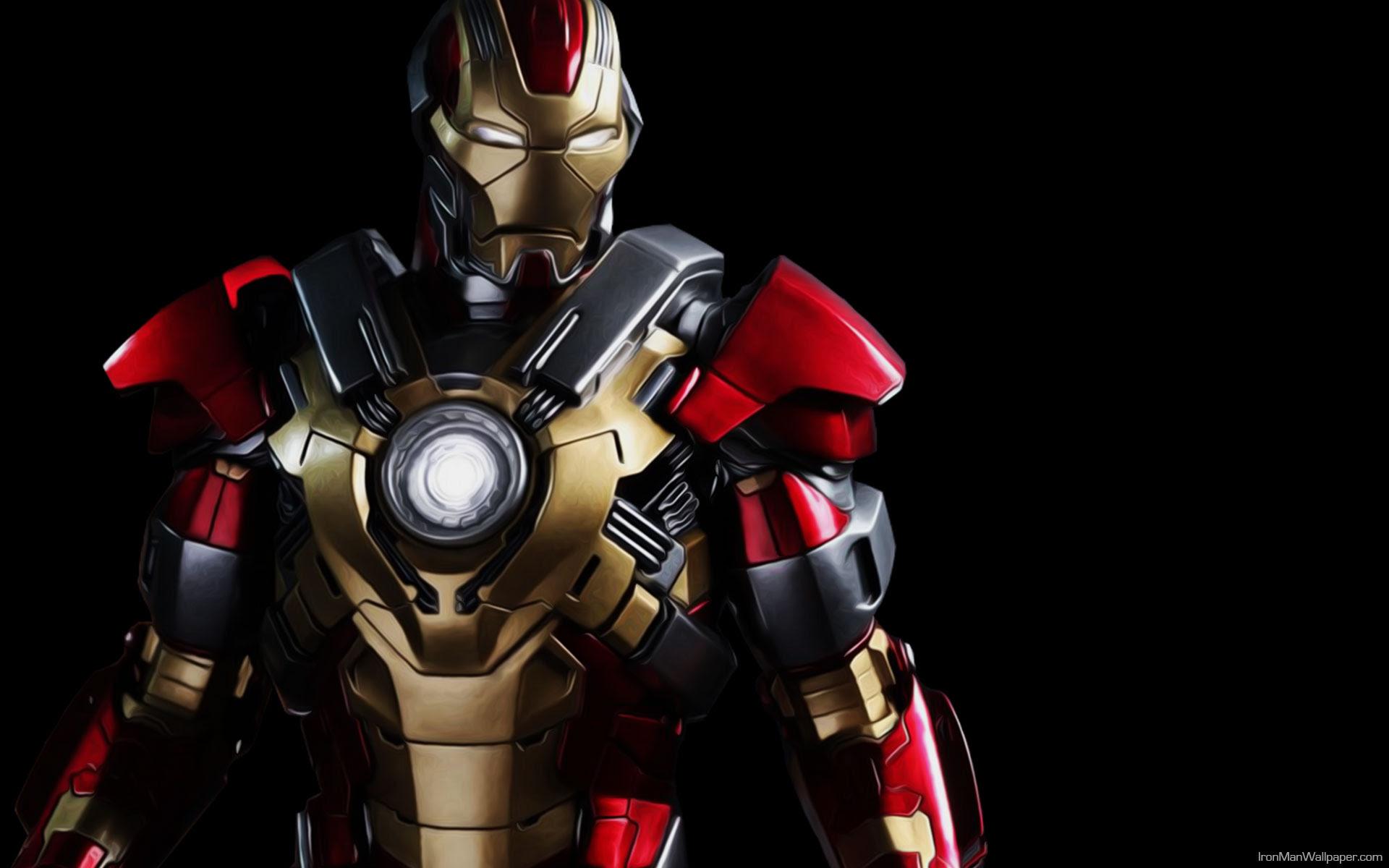 Iron Man Hd Wallpaper 1920x1200 43337