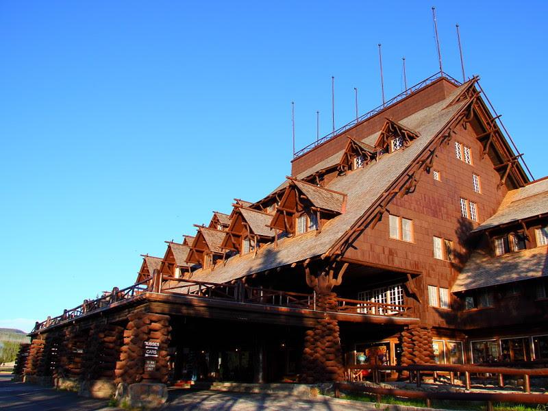 IMG_6980 Old Faithful Inn, Yellowstone National Park