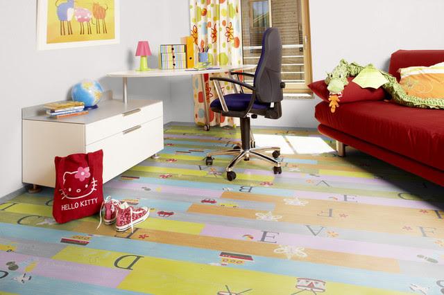 Kaindl Laminate Floor - Modern - Laminate Flooring - san francisco ...