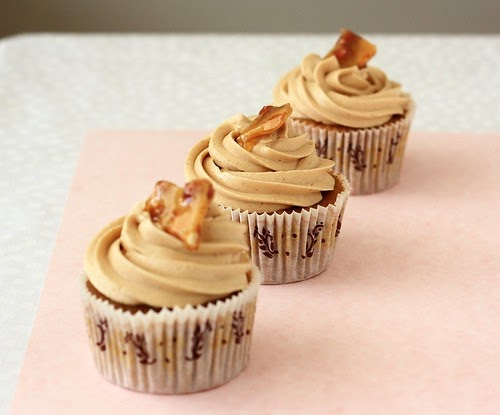 Peanut Butter Coffee Cup Cake