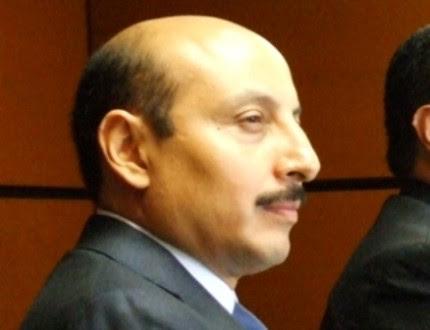 Juan José Rojas Cardona, el zar de los casinos. Foto: Cámara de Diputados