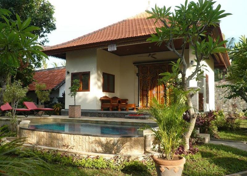 Gambar Rumah Minimalis Bergaya Villa - foto candid kekinian