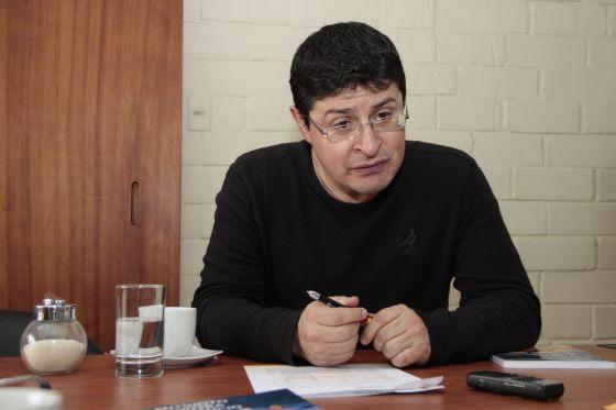 César Ricaurte Ecuador