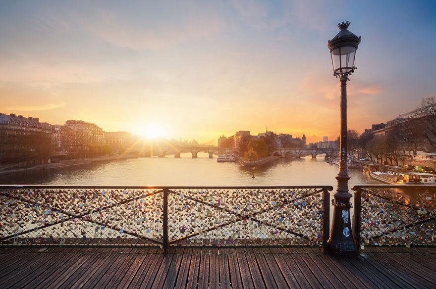 Идеальные фото рассветов со всего мира