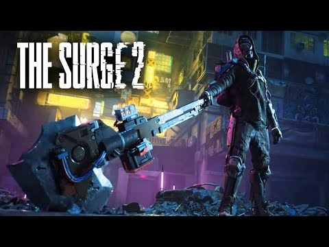 The Surge 2 Review | Gameplay | Story