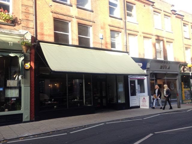 Review: Benedicts, Norwich
