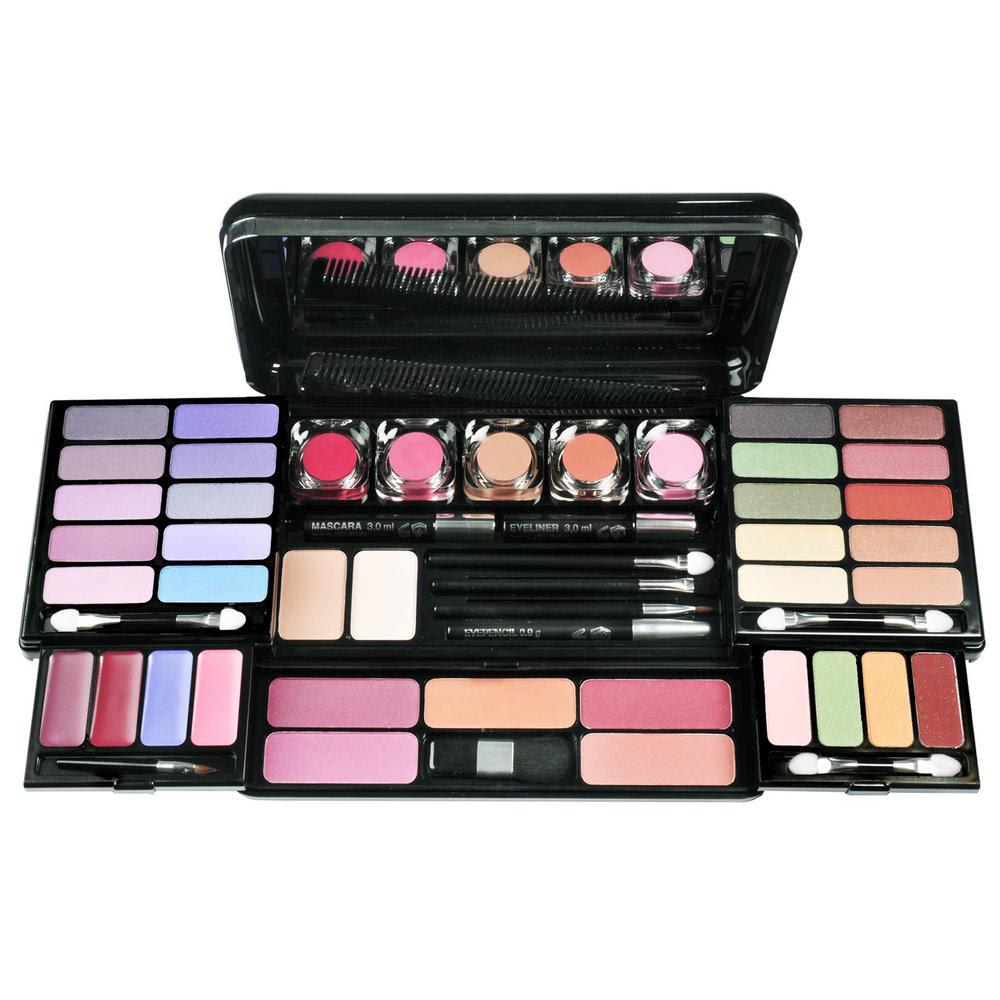 Makeup palette case