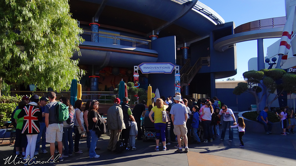 Disneyland Resort, Disneyland, Innoventions, Marvel