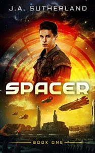 Spacer by J.A. Sutherland