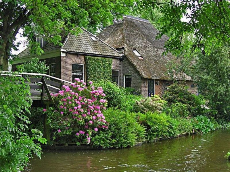 Giethoorn, a Veneza rural da Holanda 37