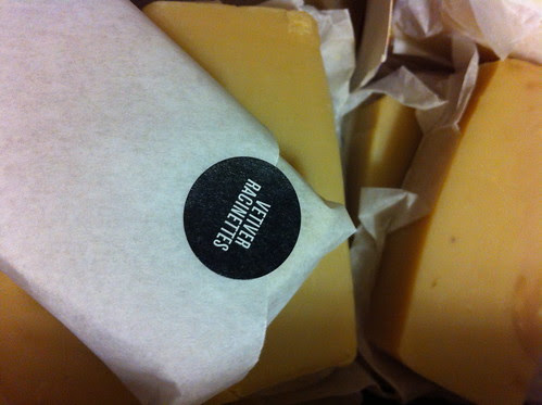 Vetiver Racinettes - new soap!