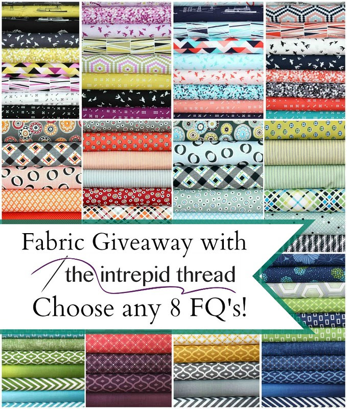 Friday's Fabric GIveaway!!