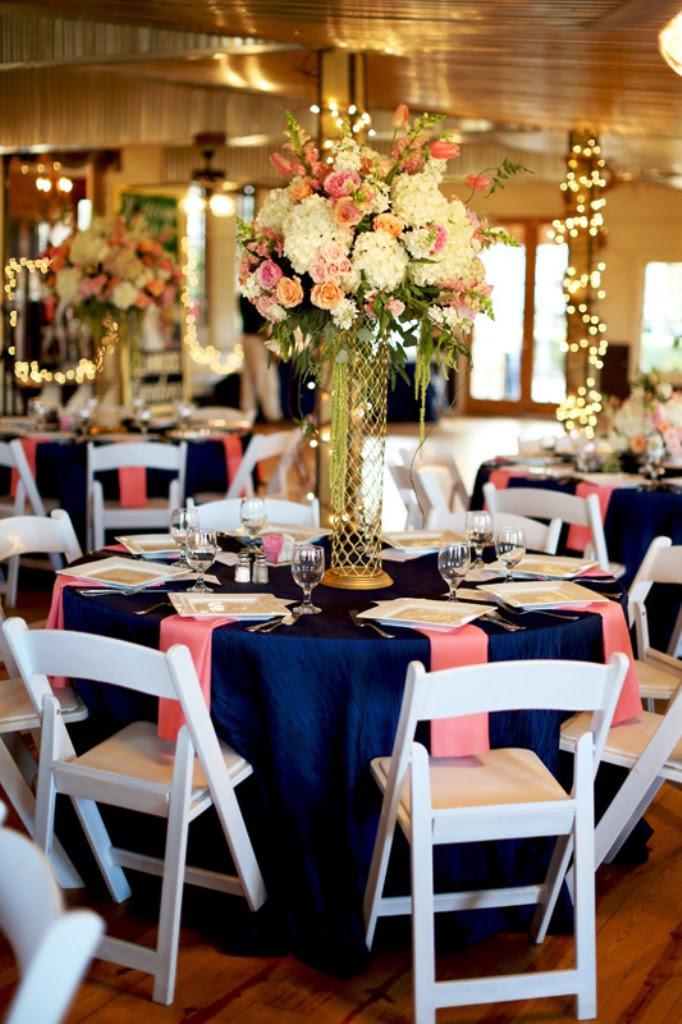 25 Blue Wedding Decorations Ideas Wohh Wedding