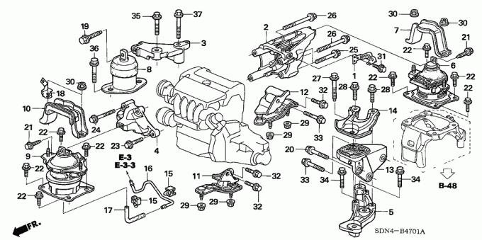 2003 Audi A4 30 Quot Quatro Engine Diagram