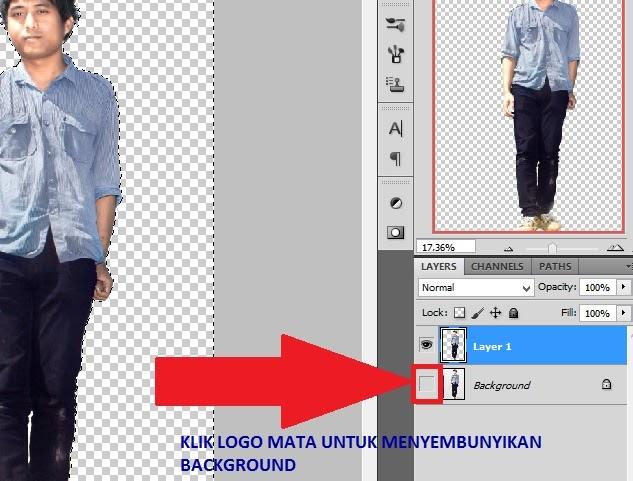 40+ Trend Terbaru Cara Ganti Background Foto Di Photoshop ...