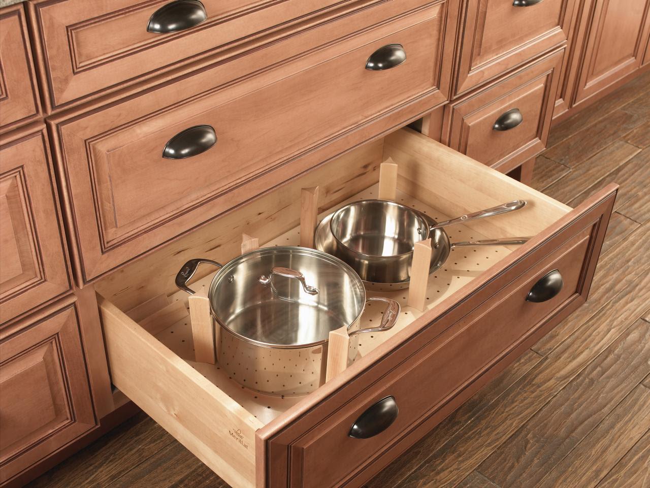 Kitchen Storage Ideas | Pantry and Spice Storage Accessories
