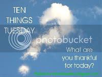 XBOX Wife Ten Things Tuesday