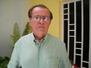José de Ribamar Cunha, pai do deputado Léo Cunha