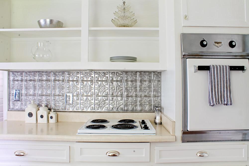 DIY Cabinet Trim Update   Brooklyn House — Elizabeth Burns ...