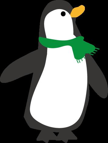 ペンギンのイラスト 無料イラスト