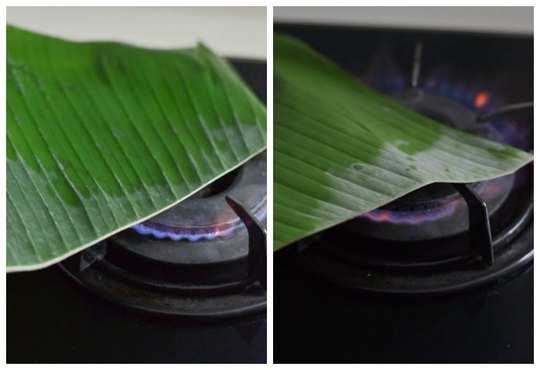 The Science behind South Indians Eating Food on Banana Leaves