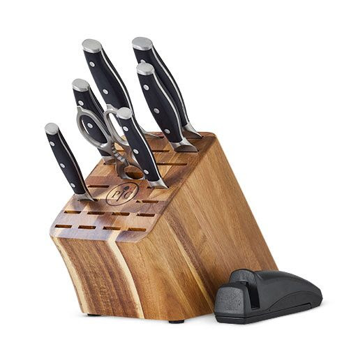 Knife Set Shop Pampered Chef Canada Site