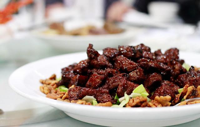 Ming Cha Tea Pairing Dinner at Ling Nan Club