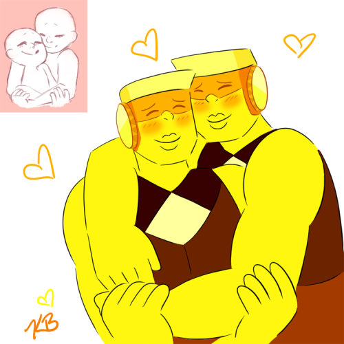 Anonymous said: For the character chart could you do Topaz and Topaz in C1? Answer: HELL yes. I love them SO MUCH. Thanks for asking for them!!