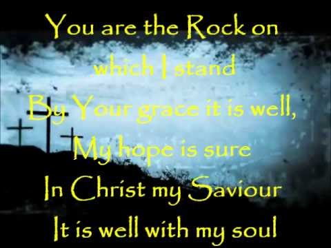 It Is Well With My Soul Lyrics Hillsong