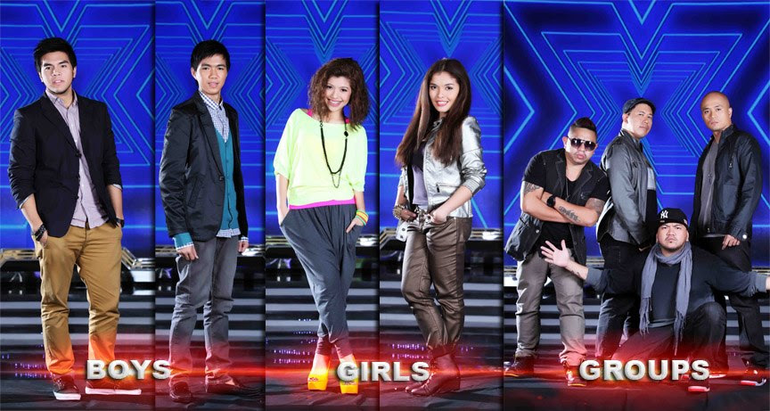 X Factor Philippines Elimination