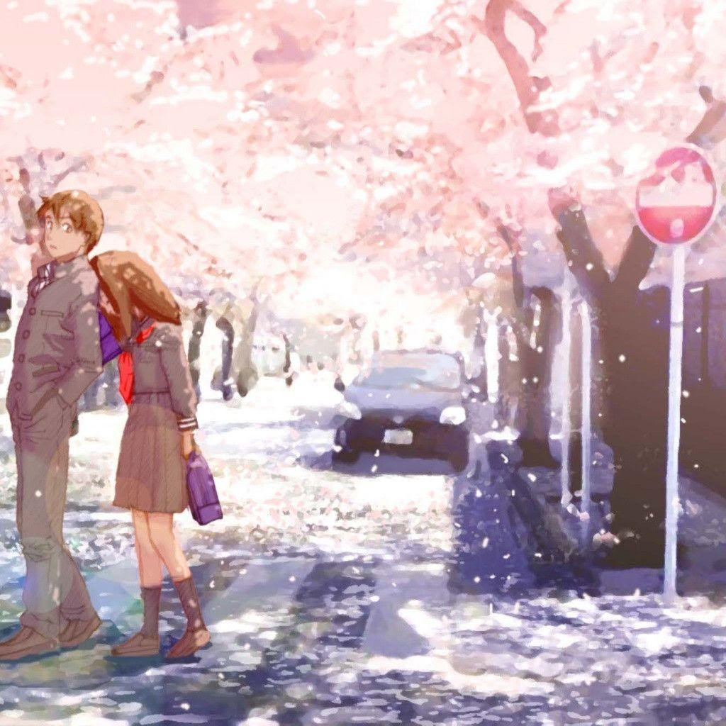 Romantic Anime Wallpapers - Wallpaper Cave