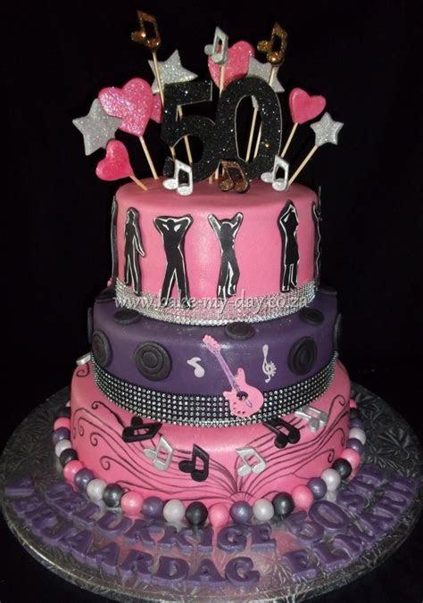 Pin 40th Rock N Roll Cake Debbie S Birthday Cake on Pinterest