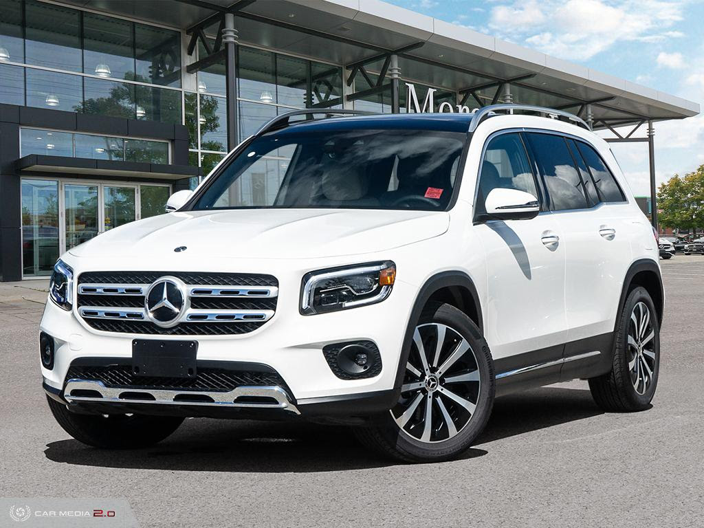 New 2020 Mercedes-Benz GLB Class 4MATIC SUV SUV in London ...