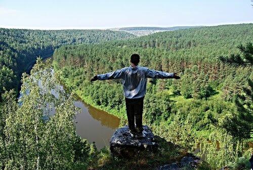 река Уфа