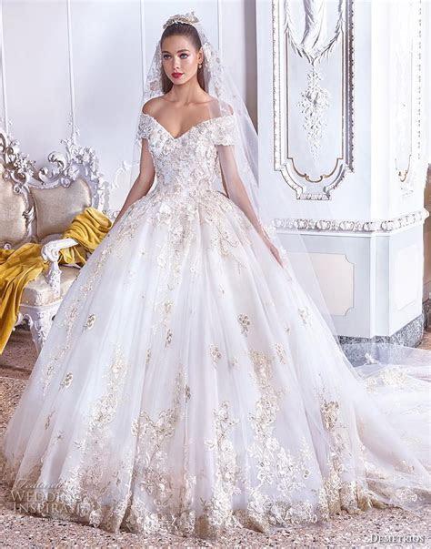 Platinum by Demetrios 2019 Wedding Dresses   Wedding Inspirasi