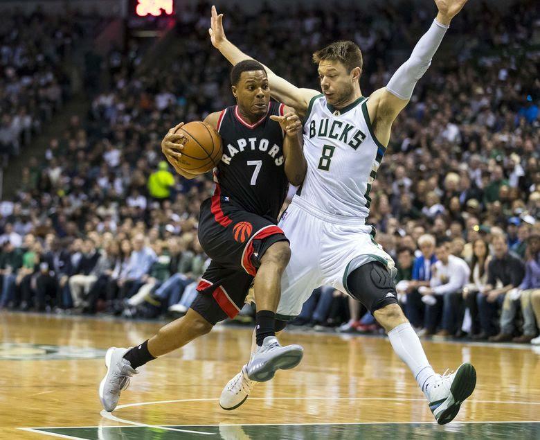 2017 04 22T193928Z 752193071 NOCID RTRMADP 3 NBA PLAYOFFS TORONTO RAPTORS AT MILWAUKEE BUCKS