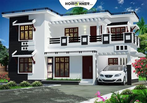 indian normal house design home plans home building