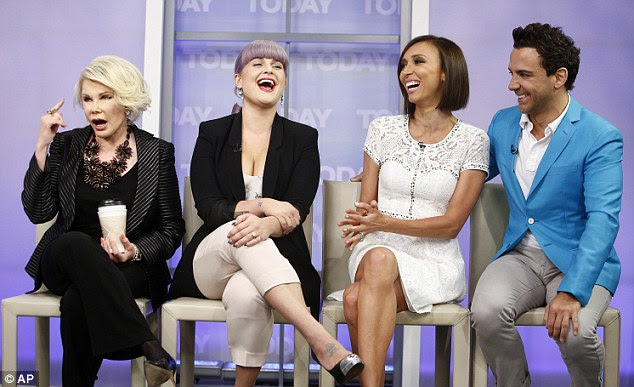 Hard shoes to fill: Speaking on whether she would want the show to continue, co-host Giuliana said she was conflicted about carrying on without Joan