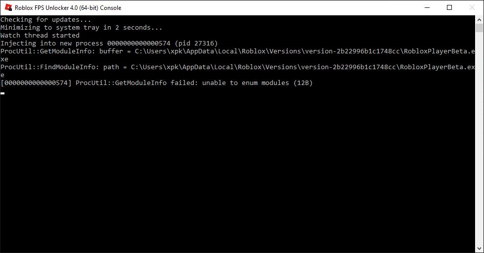 New Roblox Fps Unlocker
