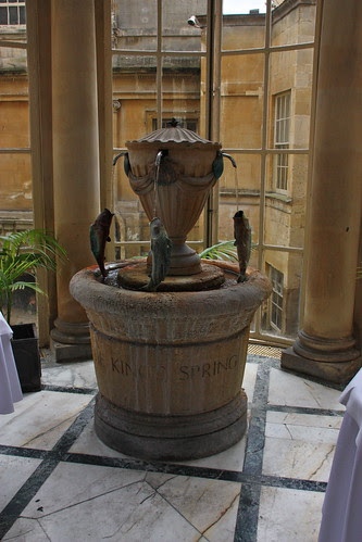 The Pump Room Water Fountain