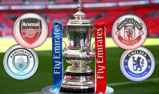 Avatar of FA Cup predictions: Arsenal vs Man City and Man Utd vs Chelsea results predicted