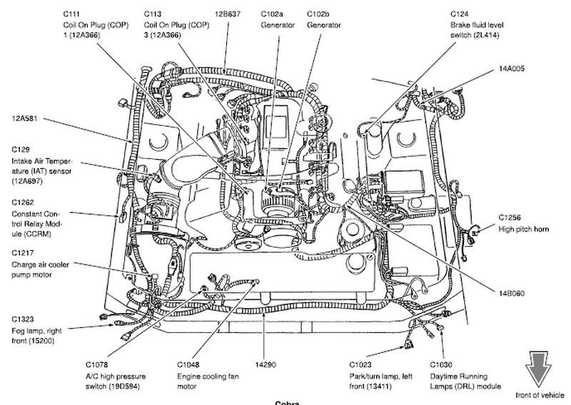 Installing 2003 cobra svt 6 speed into 1997 cobra SVT what ...