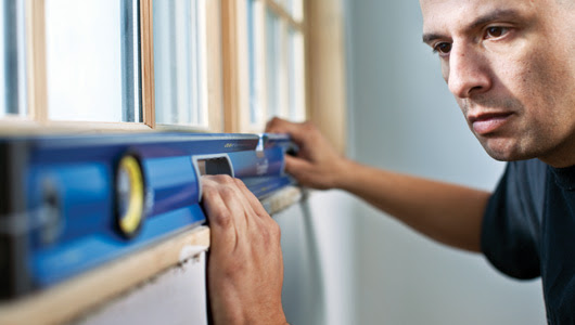 Idealizar molduras de ventana en siete etapas